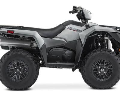 2021 Suzuki KingQuad 750AXi Power Steering SE+ ATV Utility Canton, OH