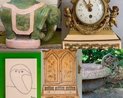 FINALFrench Collection in Westwood online auction