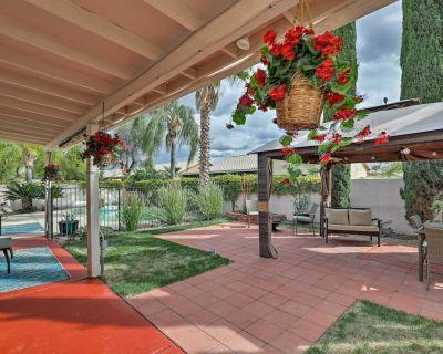 Tucson Getaway w/ Yard, Pool, Hot Tub + Gas Grill! - Rita Ranch