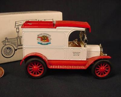 1913 T Delivery Truck Vintage O