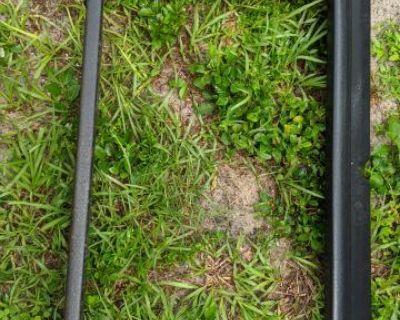 ac condenser frame plastic.