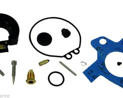 Yamaha Carburetor Kit C60-70hp Outboard Carb Kit 6h3-w0093-02-00 (18-7766) New