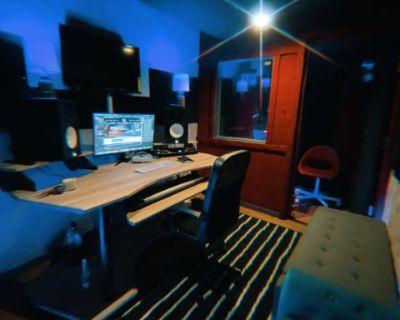 Recording Studio Space in Burbank, Los Angeles, CA