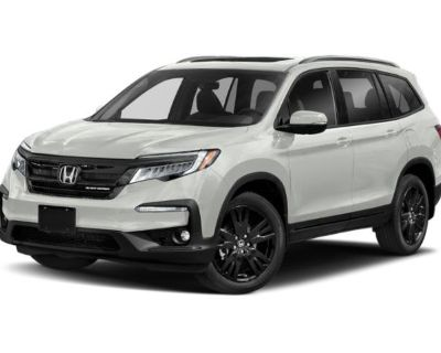 New 2022 Honda Pilot BLACK EDITION AWD Sport Utility