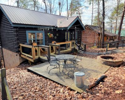 Amazing Log Cabin!! Close To All The Main Attractions In Pigeon Forge! Firepit! - Pigeon Forge