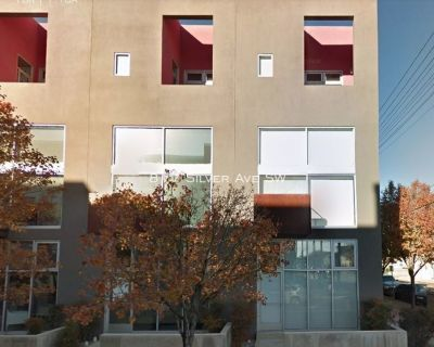 Furnished 3 Story Luxury Loft In The NW! 1 Bedroom, 1.5 Bath Available Now!