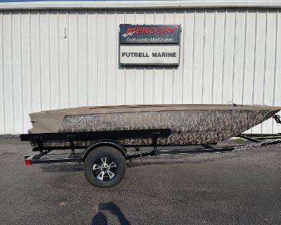 2021 Edge Duck Boats 553 DB