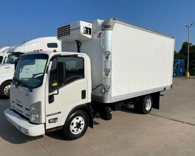 2015 ISUZU NPR HD Reefer, Refrigerated Trucks Medium Duty