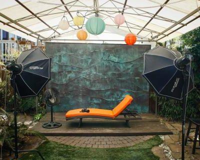 The Photographer's Creative Zone - Open Air Studio, Portland, OR