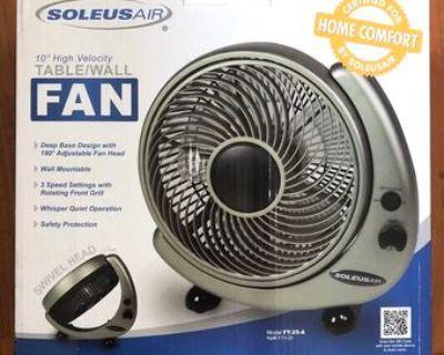 Fan/new