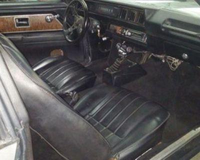 Chevrolet: 73 Chevy Vega