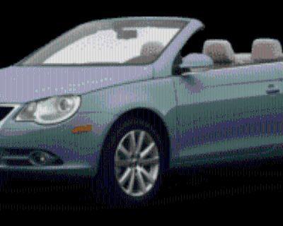 2007 Volkswagen Eos 2.0T DSG