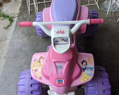 2- 4 wheelers