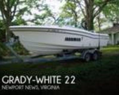 22 foot Grady-White 22