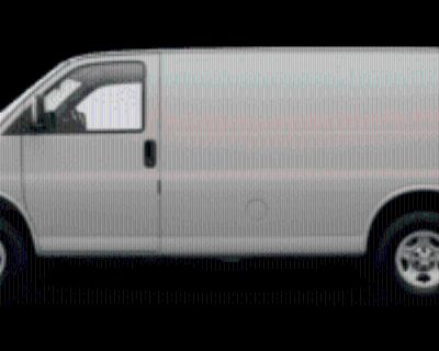 "2006 Chevrolet Express Cargo Van 1500 135"" WB RWD"