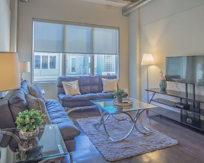 2BR Fully Furnished Apartment in Midtown Atlanta - SoNo