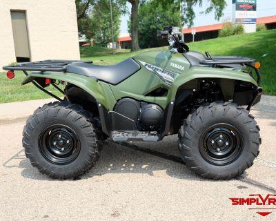 2021 Yamaha Kodiak 700 ATV Utility Eden Prairie, MN