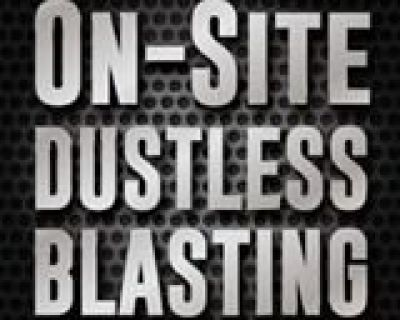 On - Site Dustless Blasting