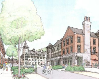 Mixed-Use PUD in Downtown Trussville