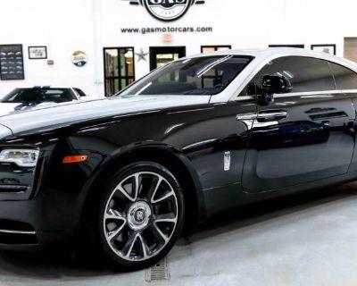 2019 Rolls-Royce Wraith Standard
