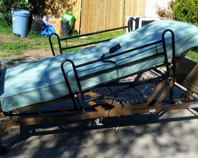 Semi Electric Hospital Bed- Delivery Available!