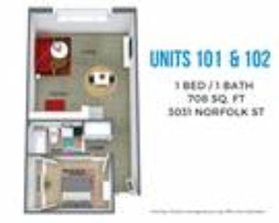 1 Scott's Addition - Norfolk One Bed