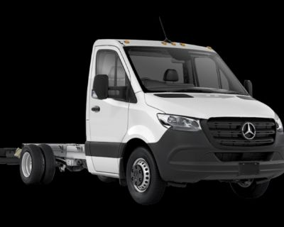New 2021 Mercedes-Benz Sprinter Cab Chassis 3500XD Standard Roof I4 144 RWD Specialty Vehicle