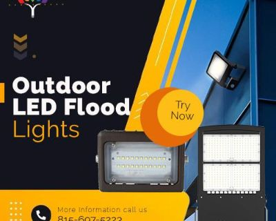 Outdoor LED Flood Lights at Low Price
