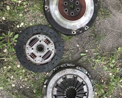 Stock 1993 Ford Ranger clutch