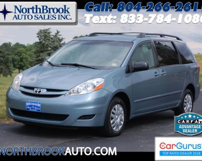 Used 2009 Toyota Sienna 5dr 8-Pass Van LE FWD (Natl)