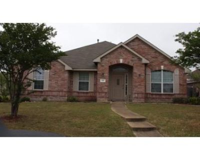 3 Bed 2 Bath Preforeclosure Property in Cedar Hill, TX 75104 - Deerfield Ct
