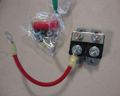 Big Dog Circuit Breaker Kit & Hdw 2009-2010 Bulldog Bdm