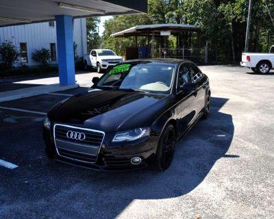 Used 2012 Audi A4 4dr Sdn CVT FrontTrak 2.0T Premium Plus
