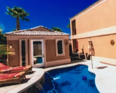 Beautiful House With Pool and Casita Minutes From Colorado River - Fort Mohave