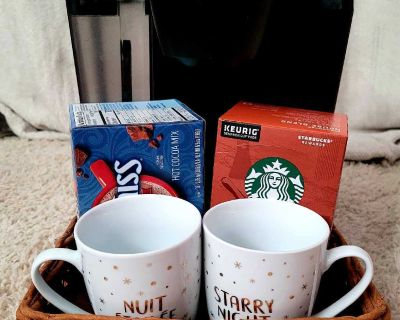 Keurig coffee kit