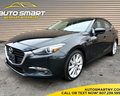 2017 Mazda MAZDA3 s Grand Touring AT 4-Door