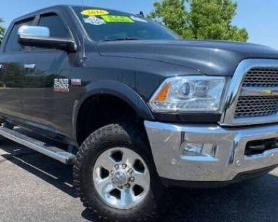 2016 Ram 2500 Laramie Power Wagon