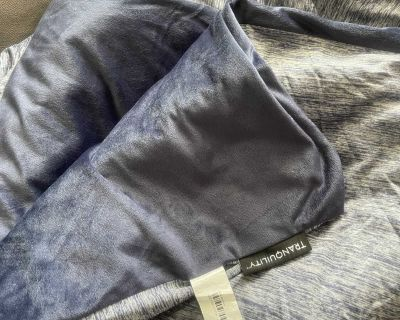Tranquillity weighted blanket