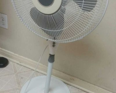 Oscillating Fan (Stand Has Damage)
