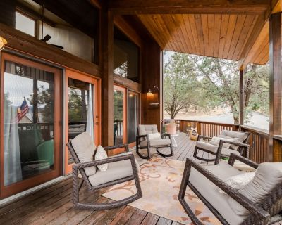 More than a vacation rental, High Loop is a sumptuous retreat. The five-bedroom, - Ruidoso