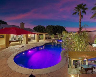 Casa Del Sol: Pool, Spa, Pool Table, Basketball - La Quinta