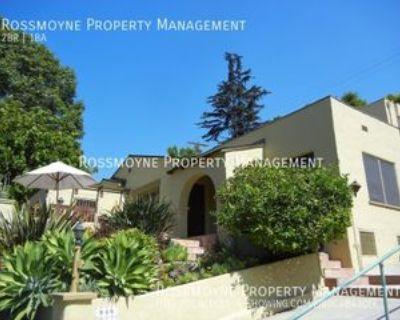 946 Venango Cir, Los Angeles, CA 90029 2 Bedroom Apartment