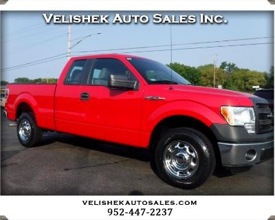 Used 2014 Ford F-150 XL SuperCab 6.5-ft. Bed 2WD