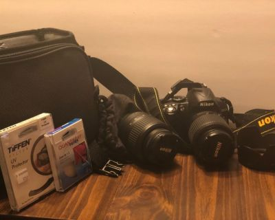 Nikon D3000 Camera Bundle