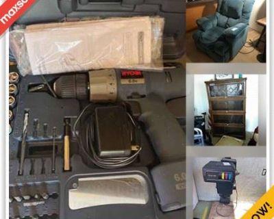 Phoenix Estate Sale Online Auction - E Cheery Lynn Road
