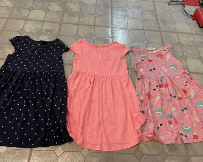 4-6 years old H&M DRESS $10 for all