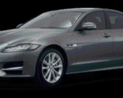 2017 Jaguar XF Prestige