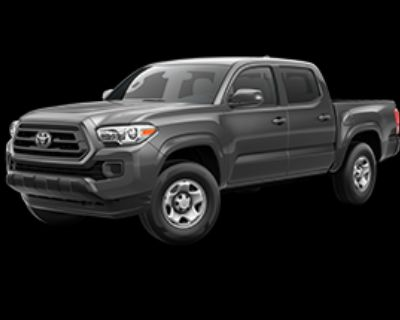 2021 Toyota Tacoma 4WD TRD Off Road