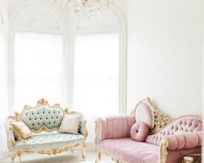 Modern & Romantic Bridal Suite, Houston, TX