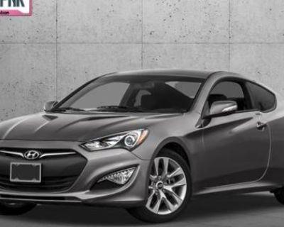 2016 Hyundai Genesis Coupe 3.8 Base